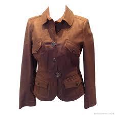 au 35432 burberry leather jacket 3 tan brown las jackets