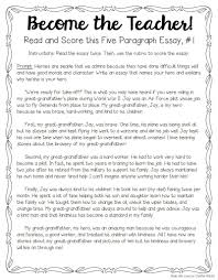 tips for teaching and grading five paragraph essays writing tips for teaching and grading five paragraph essays