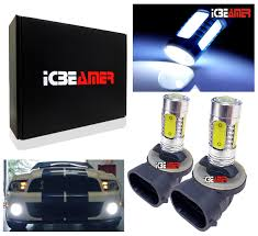 898 Fog Light Bulb Details About Led 881 862 894 896 898 White 6000k 11w Fog Light Bulb Projector Lense G374