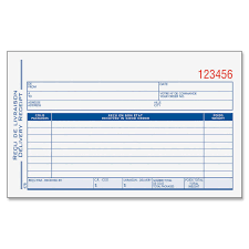 doc 7771210 shipping receipt template shipping invoice fax cover template microsoft word3 delivery receipt template shipping receipt template