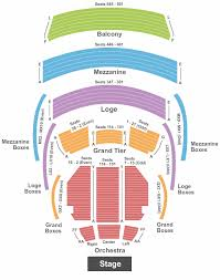 Sandler Center Seating Chart Center Online Charts Collection