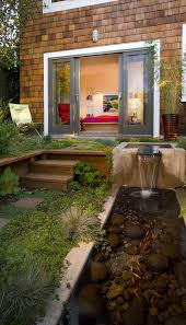koi pond lighting ideas. exellent pond a contemporary patio with koi pond and little waterfall with koi pond lighting ideas l