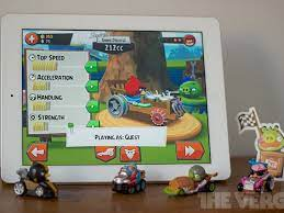Angry Birds Go' review: how free-to-play ruined the 'Mario Kart' of mobile  - The Verge