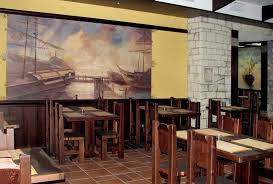 Marvelous Ideas For Interior Wall Decoration In The Designing Of Bars And Restaurants