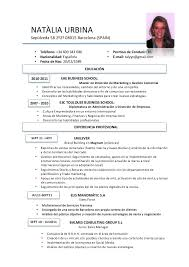 The Perfect Resume Template Classy 48 New Spanish Resume Template Cy E48 Resume Samples
