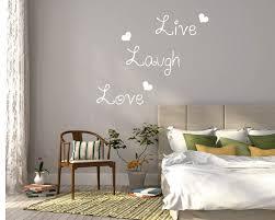 live laugh love live laugh love es wall art stickers