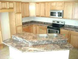 resurfacing laminate kitchen countertops resurfacing refinishing laminate to look like granite before a plain boring kitchen