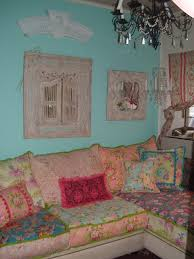 shabby chic furniture nyc. Shabby Chic Slipcovered Sofa Eclectic-living-room Furniture Nyc R