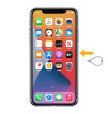 apple iphone 11 insert sim card at t
