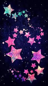 Glitter Galaxy Wallpaper 1080×1920 ...