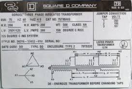 3 phase transformer wiring diagram & acme transformer wiring bender isolation panels at Square D Isolation Transformer Wiring Diagram