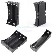 <b>Battery Case</b> Holder Storage Box For <b>18650</b> Rechargeable Battery ...