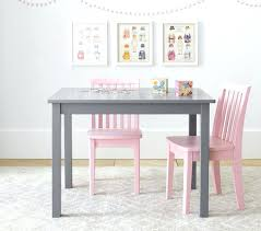 toddlers table chair sets small table 2 chairs set pottery barn kids regarding table and chair