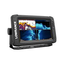 Lowrance Elite 7 Hdi Chart Maps Lowrance Elite 9 Ti W Skimmer Active Imaging 2 In 1 Y Cable C Map Us Inland
