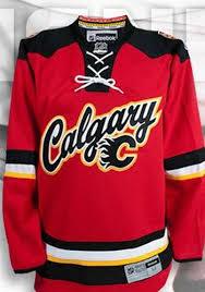 Alternate 2016 Flames Calgary Jersey
