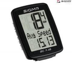 <b>Велокомпьютер Sigma</b> Sport <b>BC 7.16</b> купить в ProVelo.com.ua