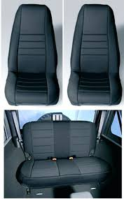rugged seat covers neoprene black front and rear seat covers jeep wrangler rugged ridge rugged ridge rugged seat covers