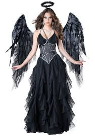 women s dark angel costume
