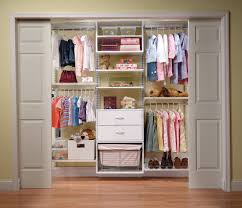 kids walk in closet organizer. Image By: Organized Living Kids Walk In Closet Organizer O
