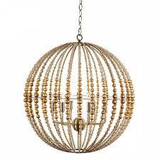 aidan gray globe chandelier gold