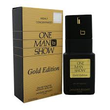 <b>One Man Show Gold</b> Perfume For Men By Jacques Bogart In ...