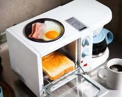 Media tweets by wolffcoffeeroasters (@wolffroasters). Three In One Breakfast Station Coffee Maker Toaster Griddle Japan Trend Shop