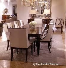 Theodore Alexander – Dining Table & Side Chairs