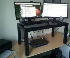 my standing desk