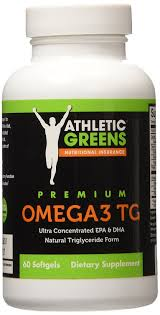 amazon com athletic greens omega 3 fish oil softgels 1 300mg amazon com athletic greens omega 3 fish oil softgels 1 300mg omega 3 fatty acids per serving 120 softgels health personal care