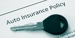 coverage parts of an auto insurance policy