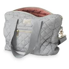 cam cam quilted changing bag by scandibørn   notonthehighstreet.com & Changing Bag in Grey Adamdwight.com