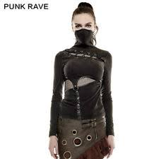 <b>Punk Rave</b> Cotton <b>Gothic</b> Tops for <b>Women</b> for sale | eBay
