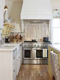 Garden To Kitchen Dreamy Kitchen Backsplashes Hgtv