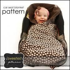 car seat blanket pattern car seat blanket diy