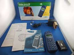 Philips Savvy Vogue DB Mobile Phone D ...