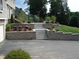 Driveway Retaining Wall With Fir Tree Ideas, Driveway Retaining Wall With  Fir Tree Gallery, Driveway Retaining Wall With Fir Tree Inspiration, ...