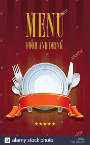 Restaurant Menu Book Design Restaurant Menu Cover Design Cover Brochure Design Template