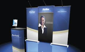 Free Standing Display Boards For Trade Shows Portable Trade Show Displays Portable Trade Show Booths 92