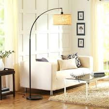 behind couch floor lamp large size of dipper arc brushed nickel cleanses colors and over sofa sectional tripod arched lamps on base chrome