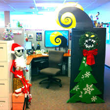cubicle office decor. Cubicle Decorating Ideas Pictures Nightmare Before Christmas Decorate Cubical Contest Skellington Decorations Desk Office Design Decor R