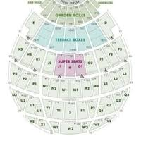 Hollywood Bowl Seating Chart Pictures Images Photos