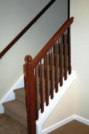 basement stairs railing. Basement Stairs With Stair Railing Ideas L