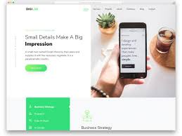 Free Business Templates 35 Free Bootstrap Business Templates To Create A Signature