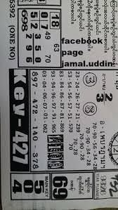 Kaliganga Matka Paper Chart Today Www Bedowntowndaytona Com