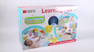 Light Show Mobile Baby Projection Function Infant Bed Bell Toys Crib Baby Mobile With Light And Music View Baby Mobile Fivestar Baby Infant Toy Product Details From