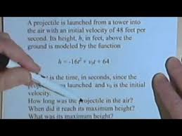 quadratic equation word problems part