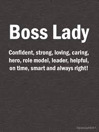Boss Lady Quotes Awesome Boss Lady English Quotes Mom Wife Mother's Day Gift Unisex TShirt