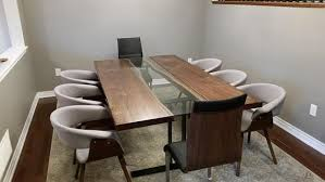 dining room table glass inlay. like this item? dining room table glass inlay