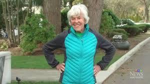 90 'just a number' for marathon record-setting B.C. senior   CTV News