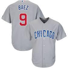 On Baez Javier Mlb Jersey Discount 2019 Jerseys Authentic Sale Baseball